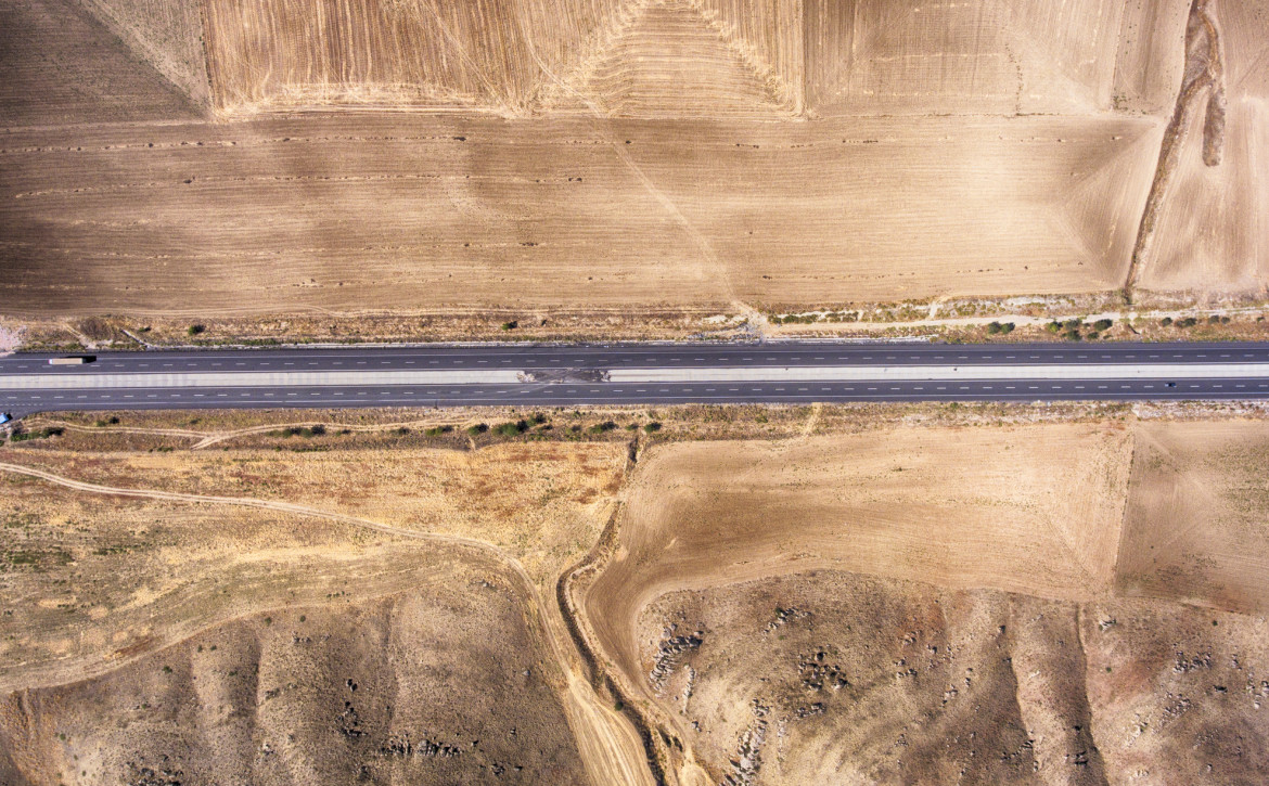aerial-view-of-highway